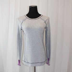 Lucy Long Sleeve Activewear Top